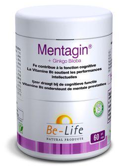 50 +: Mentagin (+Ginkgo Biloba)