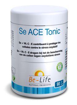 Thérapies naturelles: Se ACE Tonic