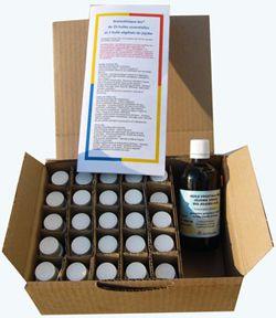Thérapies naturelles: Aromathèque 25 huiles essentielles