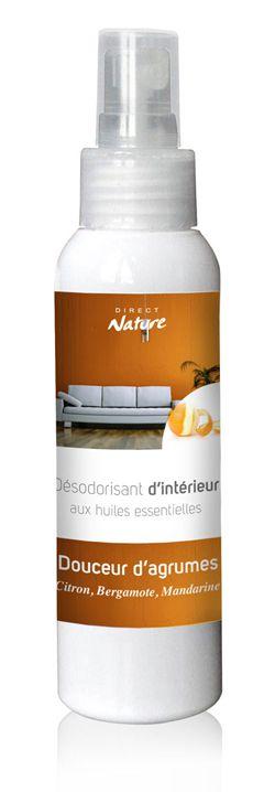 Animaux & Maison: Parfum d\'intérieur - Douceur d\'agrumes