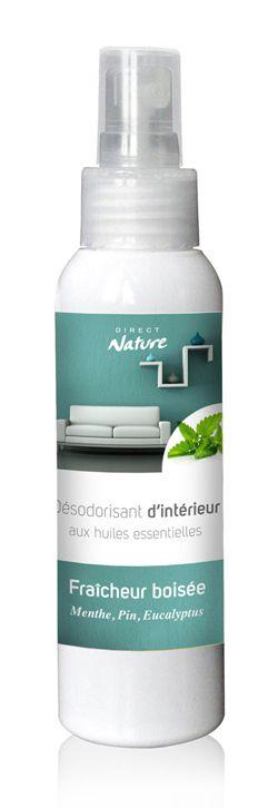 Animaux & Maison: Parfum d\'intérieur - Fraicheur boisée