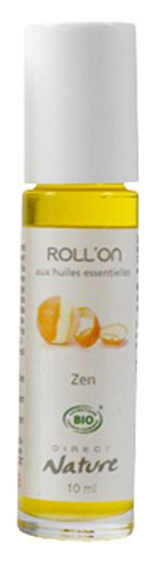 Thérapies naturelles: Roll\'on Zen