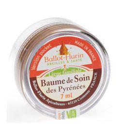 Bien-être Détente: Baume de soin des Pyrénées - version pocket