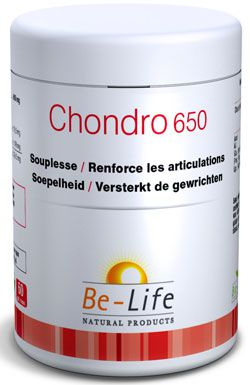 50 +: Chondro 650 (sulfate de chondroïtine)