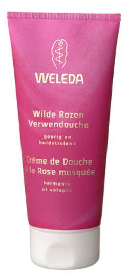 Beauté Hygiène: Crème de Douche à la Rose Musquée