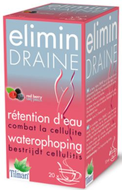 Minceur: Infusion Elimin Draine (rétention d\'eau & cellulite)
