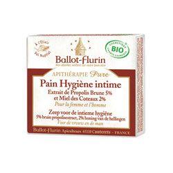 Thérapies naturelles: Pain hygiène intime