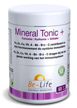 Thérapies naturelles: Mineral Tonic+