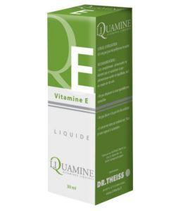 Thérapies naturelles: Vitamine E liquide