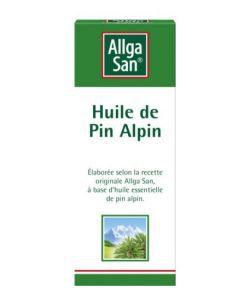 Huiles essentielles: Huile de Pin Alpin