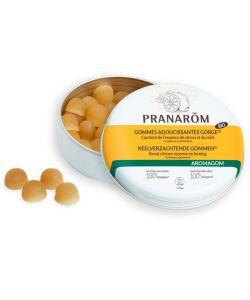 Bien-être Détente: Aromagom - Gommes adoucissantes Citron-Miel