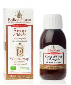 Bien-être Détente: Sirop d\'hiver à la propolis
