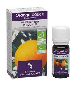 Huiles essentielles: Orange douce