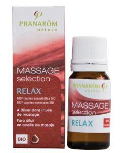 """Thérapies naturelles: Relax \""""Massage sélection\"""""""