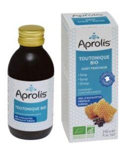 Bien-être Détente: Sirop Toutonique miel-propolis-sureau