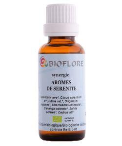 Huiles essentielles: Arômes de Sérénité