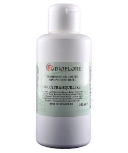 Huiles essentielles: Shampooing-gel douche neutre