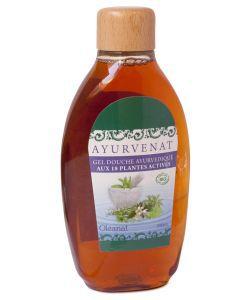 Les incontournables: Gel douche Ayurvédique aux 18 plantes - Ayurvénat