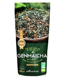 Aliments et Boissons: Thé Vert & Riz Genmaicha