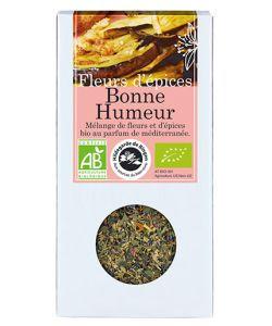 Aliments et Boissons: Fleurs d\'épices - Bonne humeur