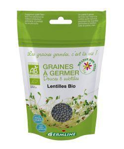 Aliments et Boissons: Graines à germer - Lentilles