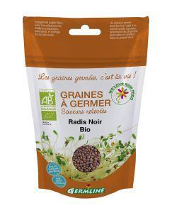 Aliments et Boissons: Graines à germer - Radis noir