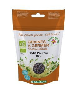 Aliments et Boissons: Graines à germer - Radis pourpre