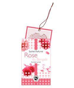 Animaux & Maison: Sachet parfumé - Rose du Bengale