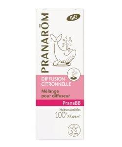 PranaBB - Diffusion citronnelle
