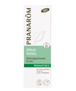 Bien-être Détente: Pranaforce - Spray nasal