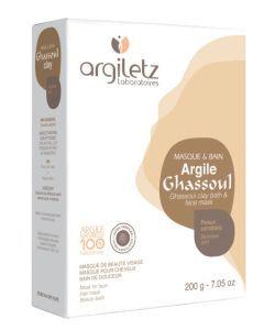 Beauté Hygiène: Poudre d\'argile ghassoul ultra-ventilée
