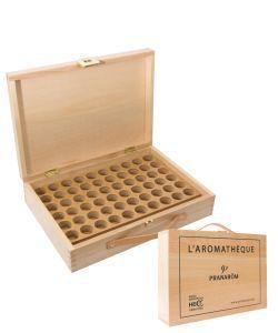Huiles essentielles: Aromathèque vide
