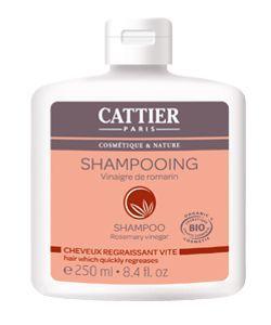 Les incontournables: Shampooing Vinaigre de Romarin - Cheveux regraissant vite