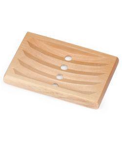 Beauté Hygiène: Porte-savon en bois