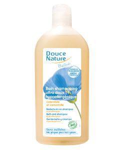 Bébé Maman: Bain shampooing Bébé