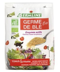 Aliments et Boissons: Germe de blé en paillettes