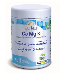50 +: Ca Mg K