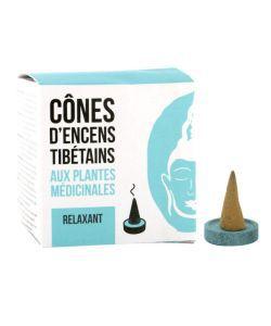 Animaux & Maison: Cônes d\'encens Tibétain - Relaxant