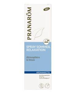 Thérapies naturelles: Aromanoctis - Spray sommeil