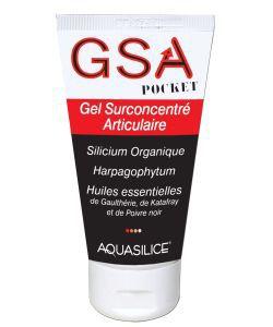 50 +: GSA Pocket - Gel surconcentré Articulaire