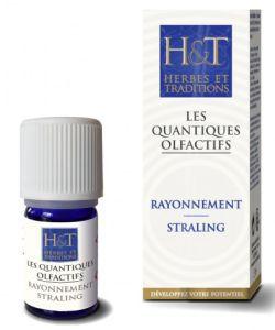 Thérapies naturelles: Rayonnement - Quantique olfactif