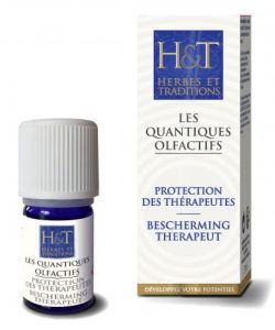Thérapies naturelles: Protection des Thérapeutes - Quantique olfactif