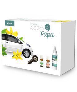 Cadeaux Livres: Coffret - cadeau - Aroma Papa