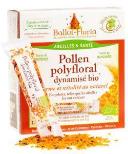 Les incontournables: Pollen polyfloral dynamisé