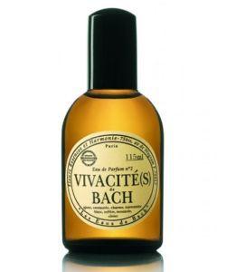 Cadeaux Livres: Vivacité(s) de Bach - Eau de parfum N°2
