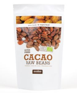 Aliments et Boissons: Fèves de cacao - Super Food