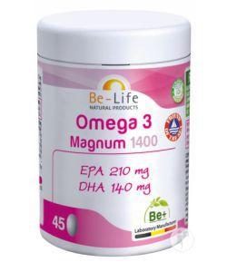 Thérapies naturelles: Omega 3 Magnum 1400