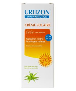 Beauté Hygiène: Crème solaire SPF 30 - peau sensible