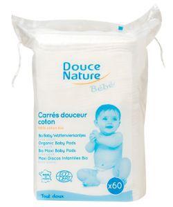 Bébé Maman: Carrés Bébé douceur coton