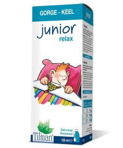 Bien-être Détente: Sirop Junior Relax